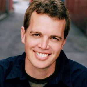 A photograph of Patrick Keane.