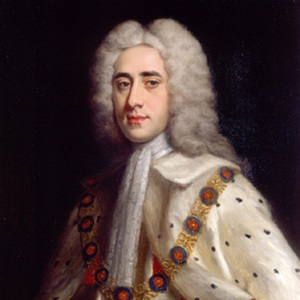 A photograph of Philip Dormer Stanhope (Earl of Chesterfield).