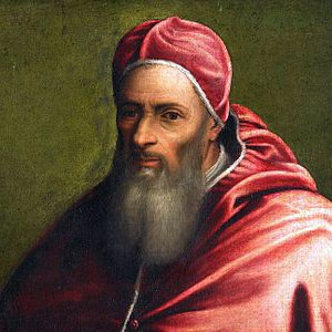 A photograph of Pope Julius (III).