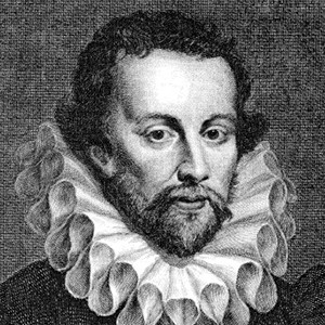 A photograph of Sir Edward Coke.