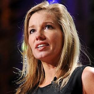 A photograph of Stacey Kramer.