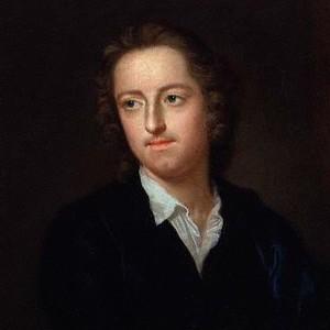 A photograph of Thomas Gray.