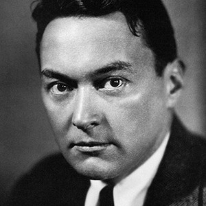 A photograph of Walter Lippmann.