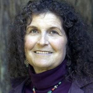 A photograph of Arlene Blum.