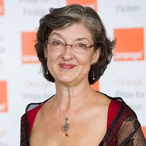 A photograph of Barbara Kingsolver.