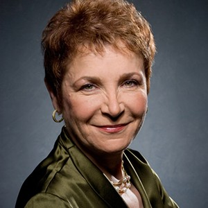 A photograph of Caroline Myss.