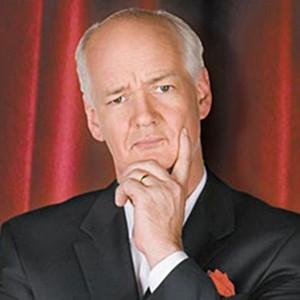 A photograph of Colin Mocherie.