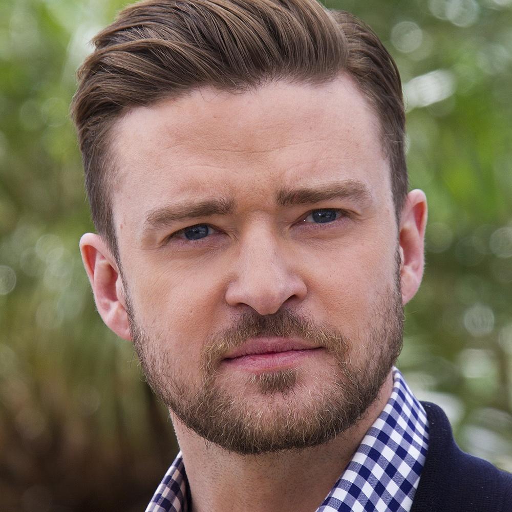 A photograph of Justin Timberlake.