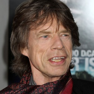 A photograph of Michael Philip (Mick) Jagger.