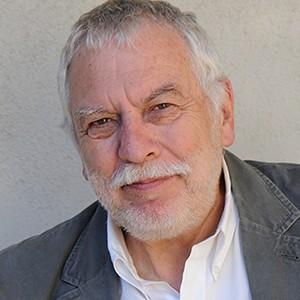 A photograph of Nolan Bushnell.