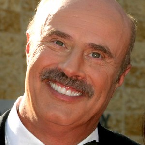 A photograph of Phil McGraw.
