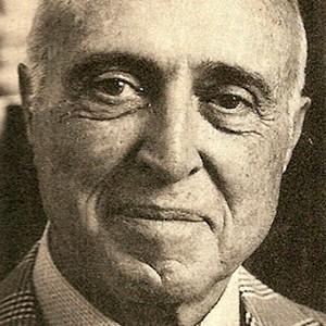 A photograph of Richard Armour.