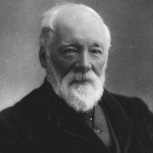 A photograph of Samuel Smiles.