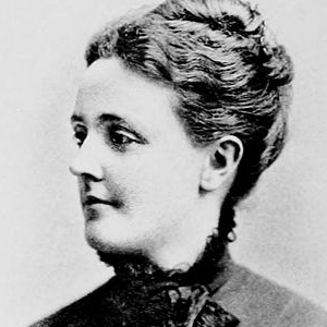 A photograph of Sarah Orne Jewett.