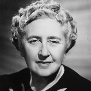 Photograph of Agatha Christie