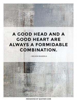 good-head-and-a-good-heart