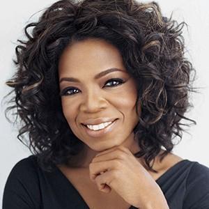 Photograph of Oprah Winfrey