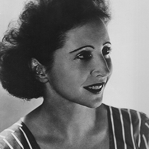 Photograph of Anaïs Nin