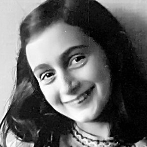 Photograph of Anne Frank