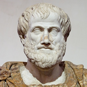 Photograph of Aristotle