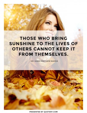 bring-sunshine-to-the-lives-of-others