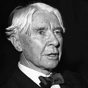 Photograph of Carl Sandburg