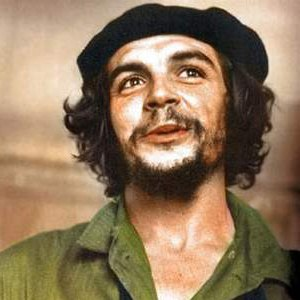 Photograph of Che Guevara