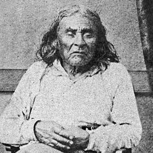 Photograph of Chief Seattle