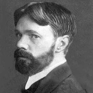 Photograph of D. H. Lawrence