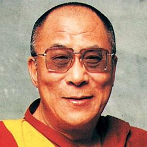 Photograph of Dalai Lama