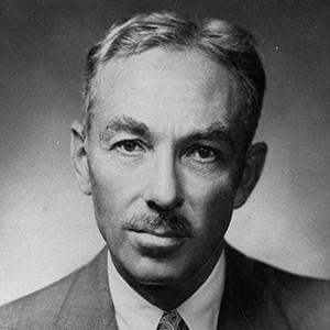 Photograph of E. B. White