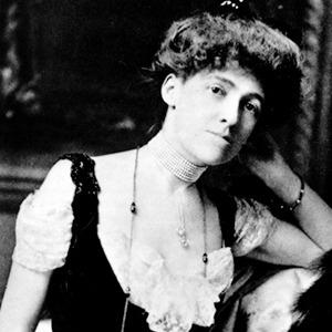 Photograph of Edith Wharton