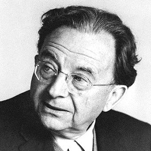 Photograph of Erich Fromm