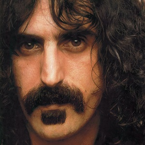 Photograph of Frank Zappa