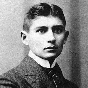 Photograph of Franz Kafka