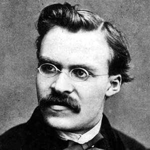 Photograph of Friedrich Nietzsche