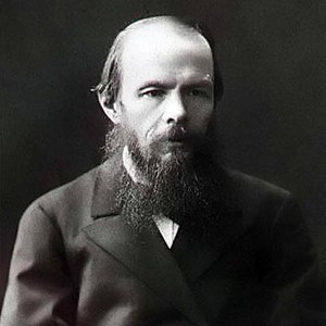Photograph of Fyodor Dostoyevsky