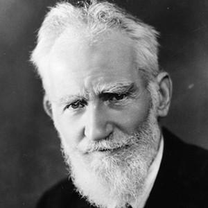 Photograph of George Bernard Shaw