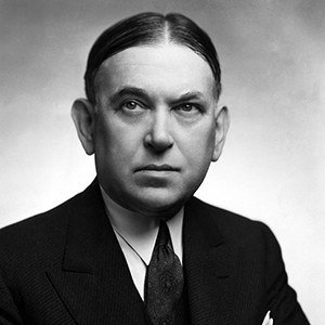 Photograph of H. L. Mencken