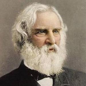 Photograph of Henry Wadsworth Longfellow