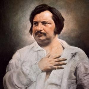 Photograph of Honoré de Balzac