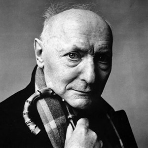 Photograph of Isaac Bashevis Singer