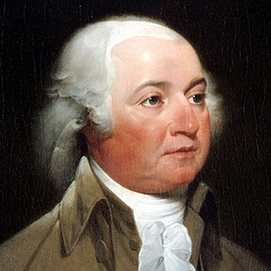 Photograph of John Adams
