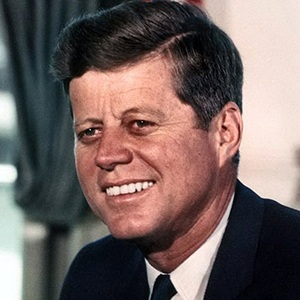 Photograph of John F. Kennedy