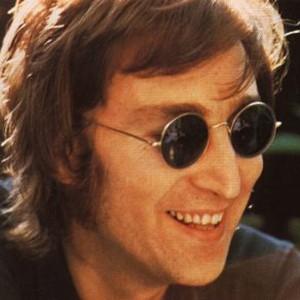 Photograph of John Lennon