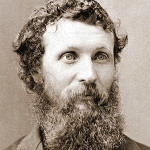 Photograph of John Muir