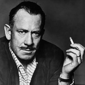 Photograph of John Steinbeck