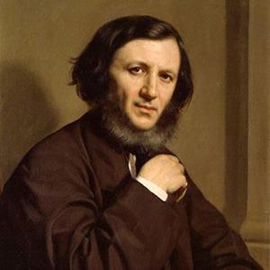 Photograph of Robert Browning