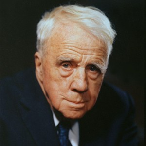 Photograph of Robert Frost