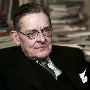 Photograph of T. S. Eliot